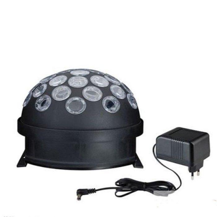 3297TIP disko krogla LED